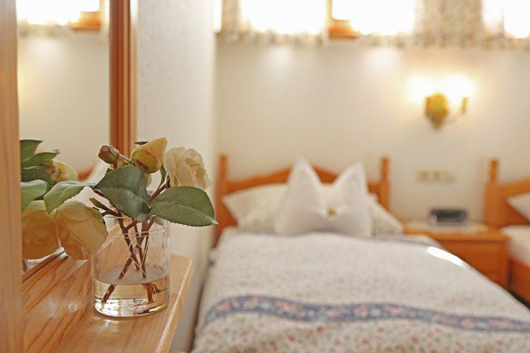 FeWo 8 Schlafzimmer