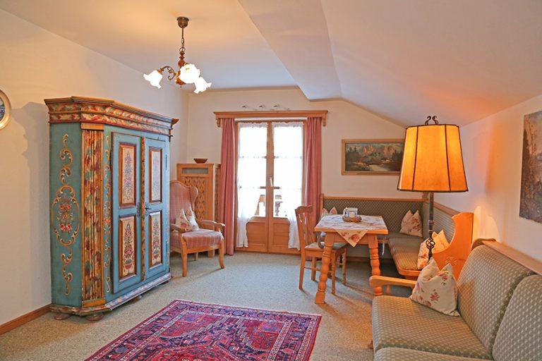 FeWo 8 Wohnzimmer